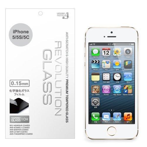 0.15mm!史上最薄のiPhone用保護ガラスが発売されていた!REVOLUTION 衝撃保護ガラスフィルム