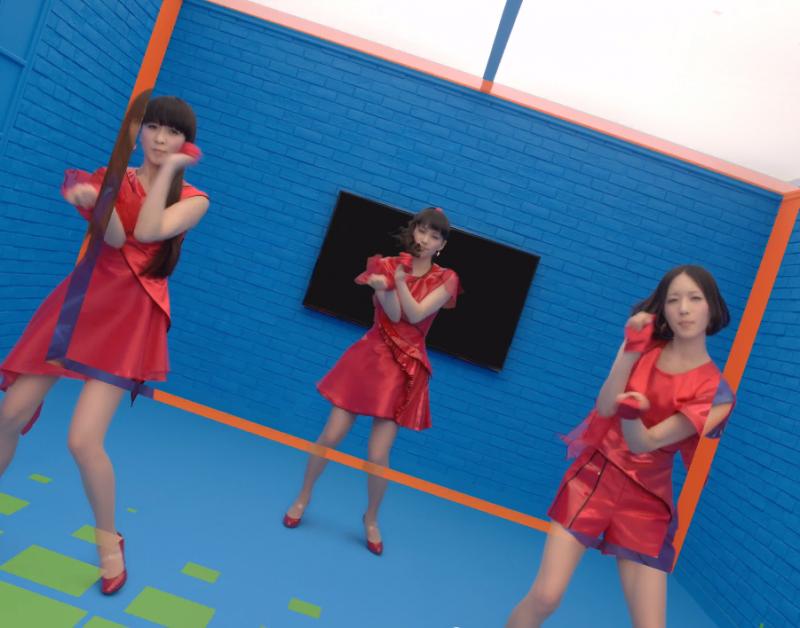 4K画質でPerfumeを観よう!Panasonic 4K ChannelでPerfumeの新譜「DISPLAY」のPVが観れるぞ!