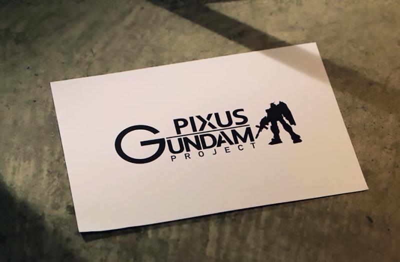 【動画】Canonがガンプラとコラボ!錯視を利用した『PIXUS×GUNDAM PROJECT「ガンプラ トリックアート スペシャルムービー」』がすごい!
