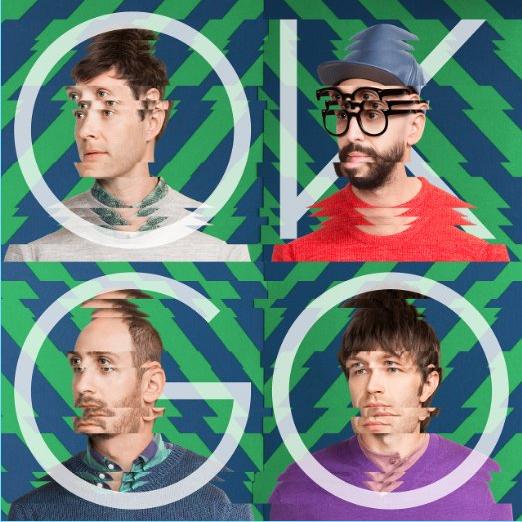 OK Goの新作PVにPerfumeが出演!?日本を舞台にしたユニークPVを公開!