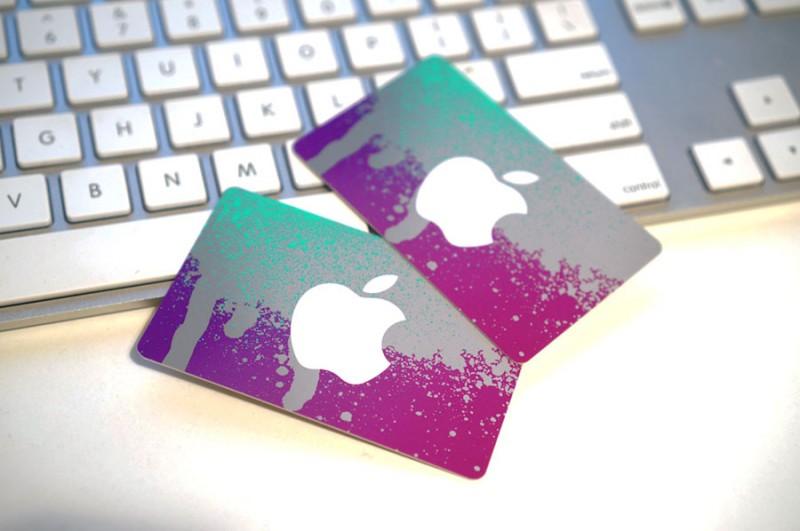 ローソンのバリアブルiTunesカードキャンペーンで最大10%分のコードが貰えるので10万円分ぶっこんでみた。