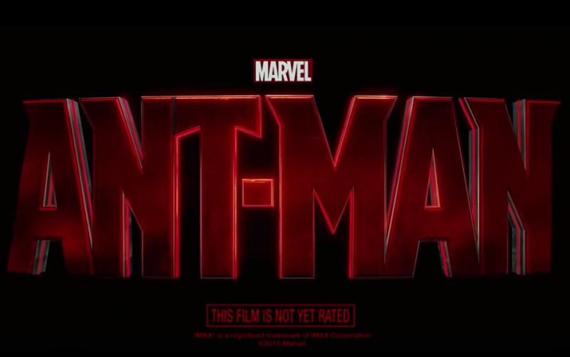 【映画】ヒーロー映画『アントマン』がミニサイズの予告編に続き通常サイズの予告編をリリース!(字幕なし)