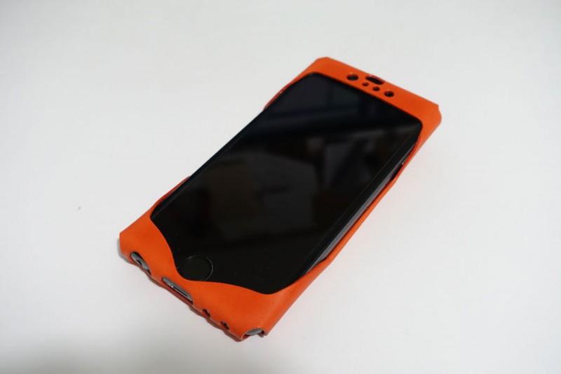 【iPhone6】一枚革のおしゃれレザーケース!『i6wear』を買ったぞ!