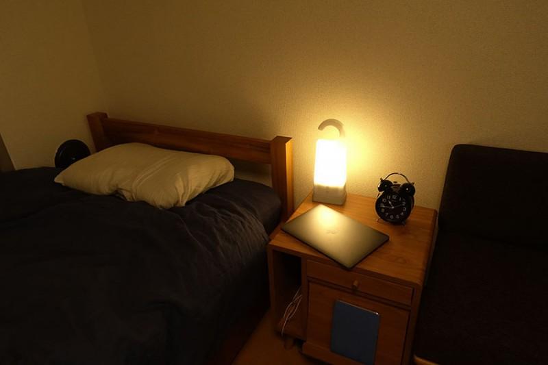 停電時にも役立つ!無印のオシャレ照明「LED持ち運びできるあかり/HCR-81」を買いました!